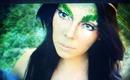 NYX Face Awards Entry : Forest Goddess