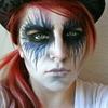 Halloween 2011 Makeup Looks