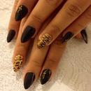 Black & Gold !!