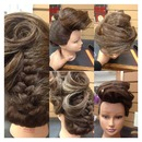 any event updo