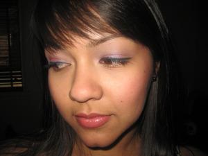 Stila for Bebe palette - Purple (discontinued palette)