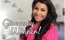 ✿ Spring 2013 Fashion Trends Giveaway Winner! ✿
