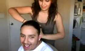 QUICK gUY HAIR TUTORIAL WITH STeWIe!!!