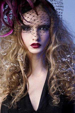 Photographer: Birta Rán Model: Ólöf Ragna, Elite models Makeup: by me Styling: Edda Laufdal
