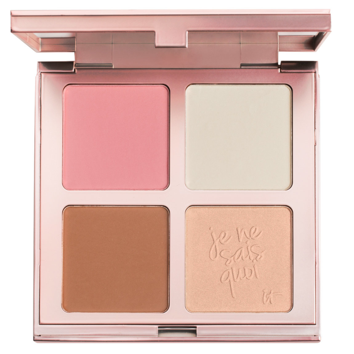 IT Cosmetics  Your Je Ne Sais Quoi Complexion Perfection Face Palette alternative view 1 - product swatch.