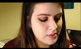 Vampire Make Up Tutorial | Emstixx