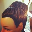 Alto peinado