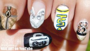 Watch HD Nail Tutorial! http://youtu.be/5if41Re96rI