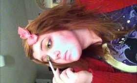 Rasta Makeup