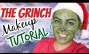 The Grinch Makeup Tutorial | JaaackJack