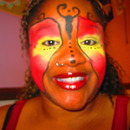 First Face paint