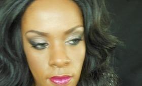 Prom Series: Bold eyes & Lips