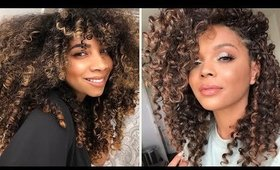 Everyday Curly Hairstyle Ideas