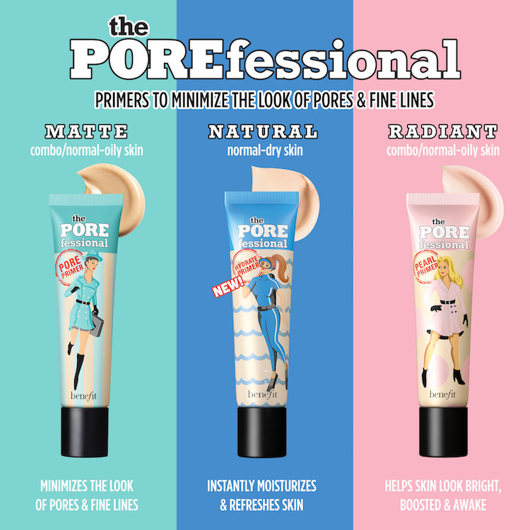 Alternate product image for The POREfessional Face Primer shown with the description.