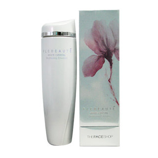 The Face Shop Flebeaute White Crystal Brightening Emulsion