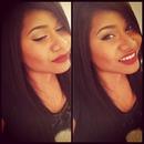 Bold lips 👄
