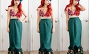 DIY: Mermaid Tail {Halloween Costume} COLLAB w/ MsLaBelleMel