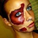 Exposed Skin