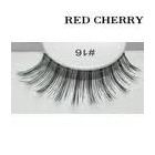 Red Cherry False Eyelashes #16