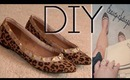 DIY VALENTINO ROCKSTUD | 5 Looks with Pointy Flats