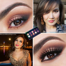 Day-to-Night Smokey Cat Eye Video Tutorial
