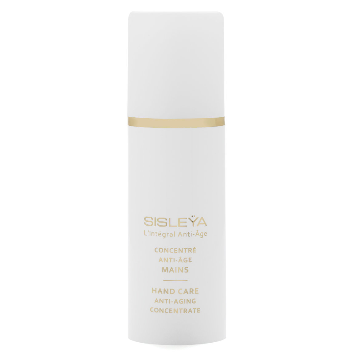 Sisley-Paris Sislëya L'Integral Anti-Age Hand Care Anti-Aging Concentrate product smear.