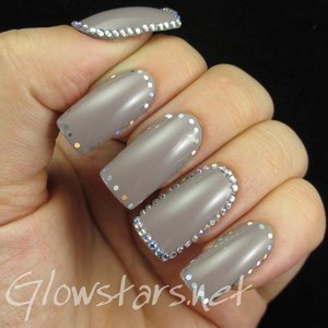 Read the blog post at http://glowstars.net/lacquer-obsession/2015/03/rhinestone-and-glitter-placement-framed-nails/