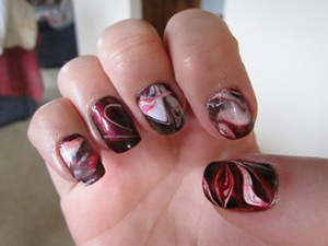 dark magic marble