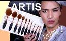 ARTIS Brushes $45 DUPE?! + DEMO