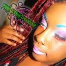 Sugar Pill Cosmetics inspired look