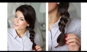 Organic Braid: How to braid without an elastic