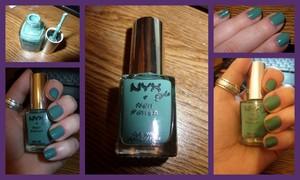 Nyx Girls Algae Polish
