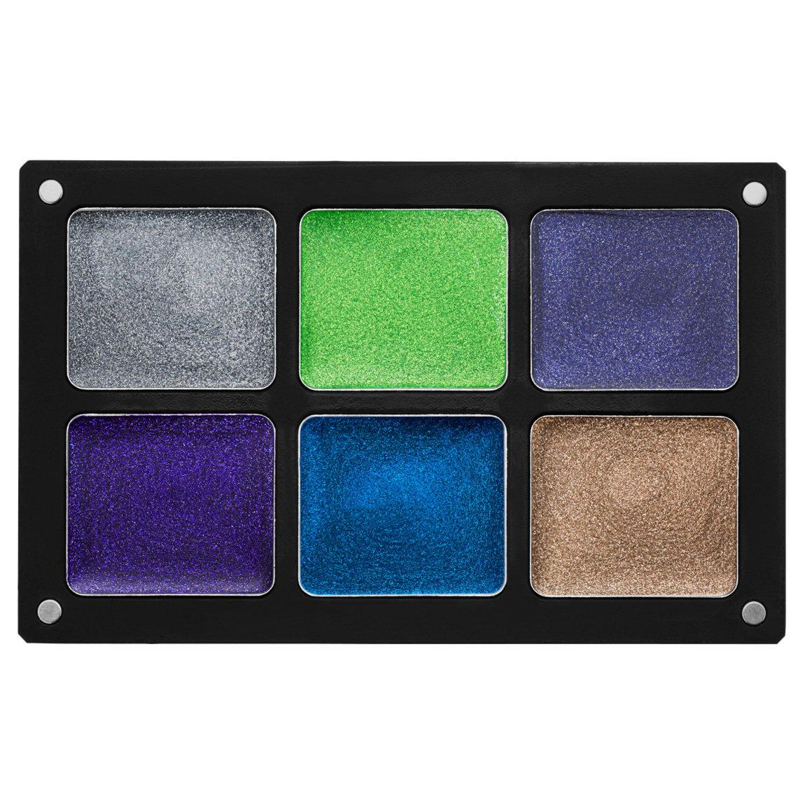 Danessa Myricks Beauty Waterproof Cream Palette Future Is Female alternative view 1 - product swatch.