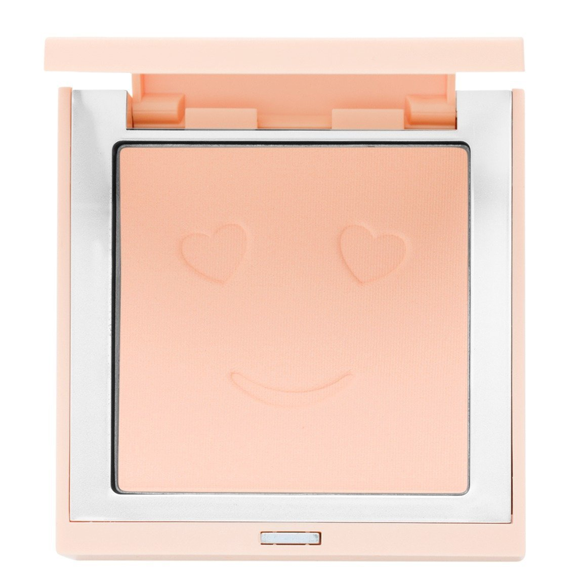 Benefit Cosmetics Hello Happy Velvet Powder Foundation 01 Fair - Cool product smear.