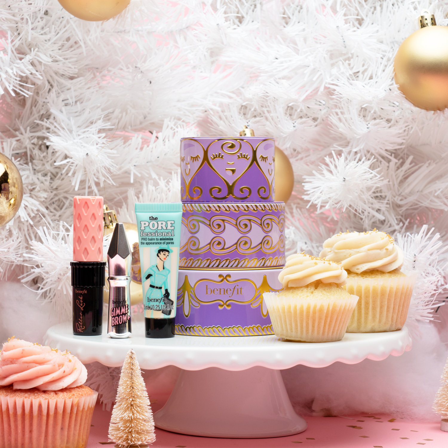 de1a0610f4a Benefit Cosmetics Holiday Collection 2018 | Beautylish