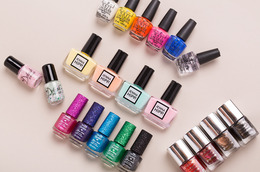 5 Mini Nail Polishes We Love