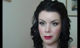 Fall 2012 Trend Make-up tutorial : Pink Devine