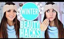 DIY Beauty Hacks YOU NEED To Know To SURVIVE Winter !!!