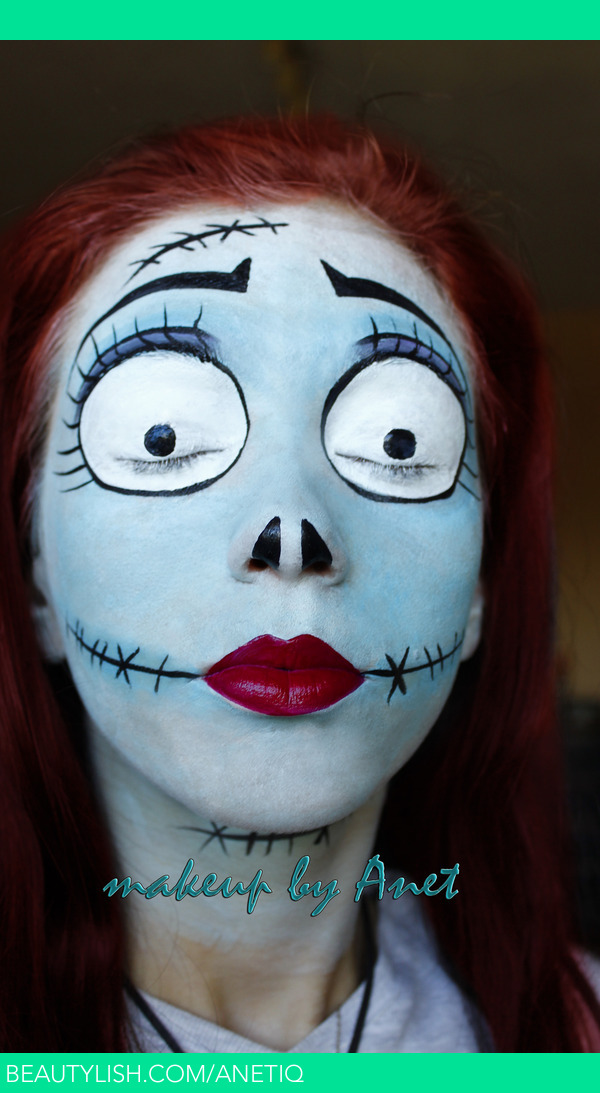 the nightmare before christmas sally face wwwpixshark