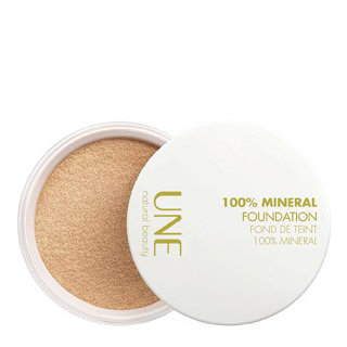 Une Natural Beauty 100% Mineral Foundation