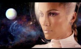 Jennifer Lopez - Feel The Light Music Video Inspired Makeup
