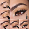 Eyeshadow Tips for Asian Eyes