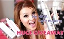 My Hair Care and HUGE GIVEAWAY
