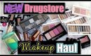New Drugstore Makeup Haul - Flower Beauty, NYX, Maybelline, Ecotools, Revlon