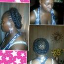 Crown Braid By Tekia Conaway