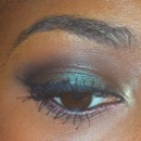 club eyeshadow