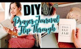 How to Make a Prayer Journal | DIY Simple Prayer Journal Ideas!