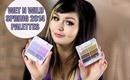 Wet N Wild Spring 2014 Palette First Impression and Review
