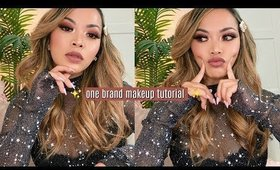 EASY AND AFFORDABLE Fall Makeup Tutorial 2019