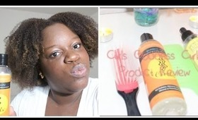 Product Review | Curls  Goddess Curls
